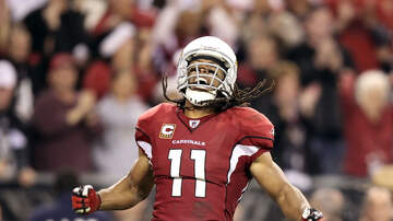 Lois Lewis - Larry Fitzgerald Will Return To The Arizona Cardinals For Their 2018 Season