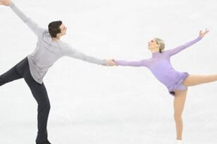 USA Figure Skaters Dedicated Routine To Florida Shooting Victims