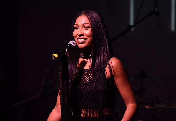 Melanie Fiona - Getty Images