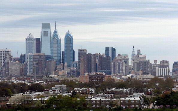 Philadelphia Skyline - Getty Images