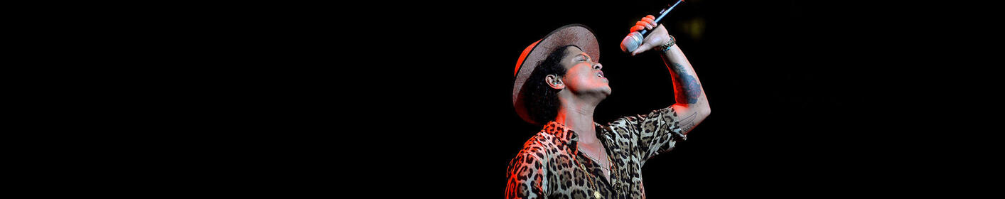 Win Tickets To See Bruno Mars This October