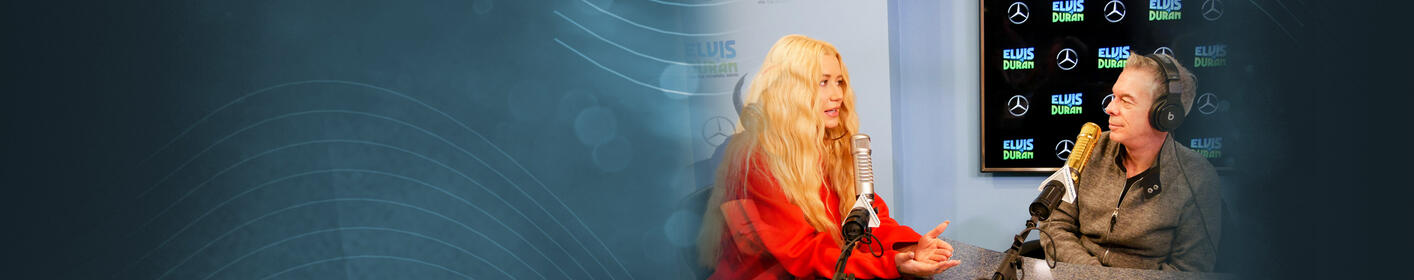 Iggy Azalea Opens To Elvis Duran About Finding Happiness After Break-Up