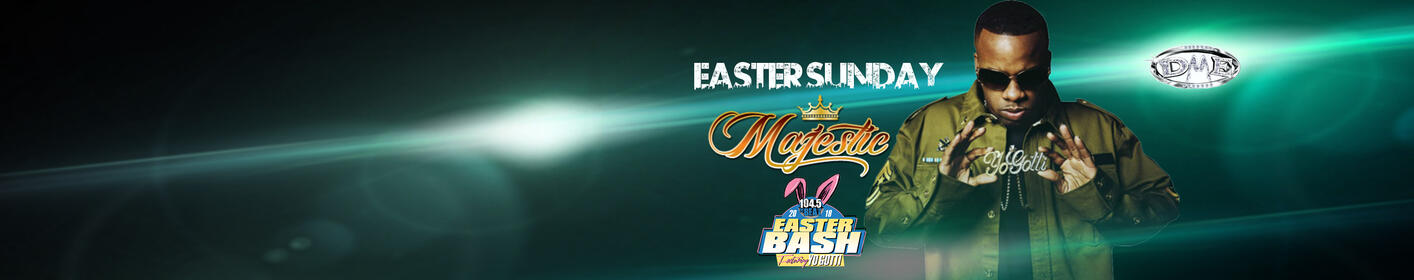 Don't miss Yo Gotti Easter Sunday! Win ticket here!