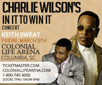 Enter to win tickets to see Charlie Wilson and Keith Sweat