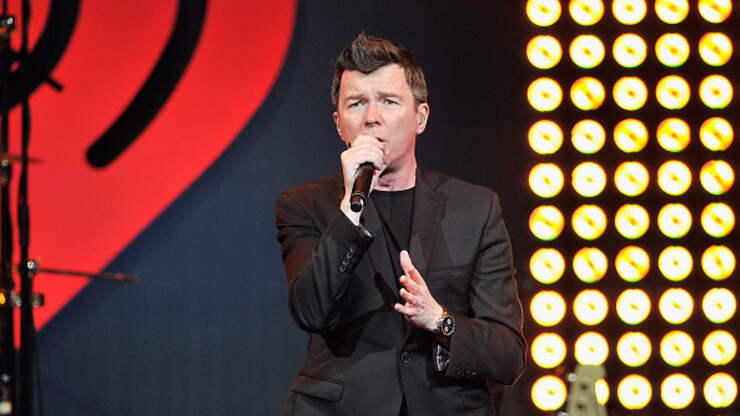 Rick Astley Just Dropped An 80's Masterpiece