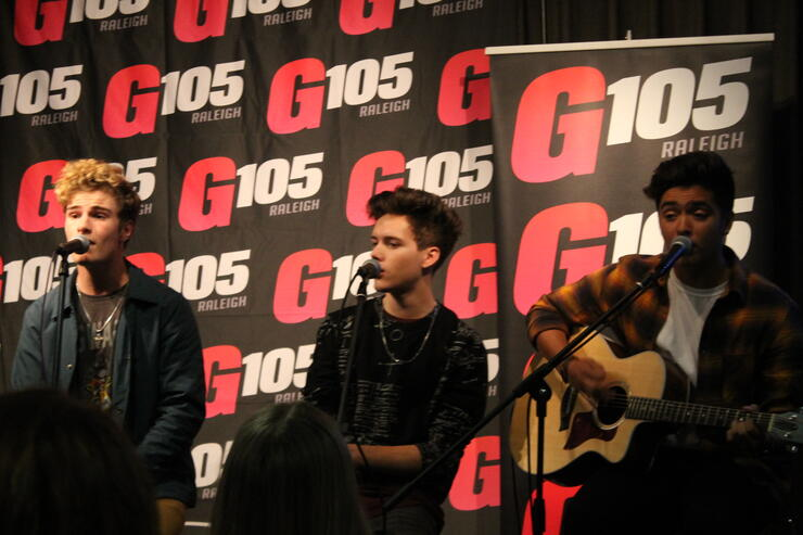 Photos in real life performance and meet greet iheartradio photos in real life performance and meet greet m4hsunfo