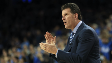 UCLA Locker Room - UCLA Coach Steve Alford Joins Petros And Money