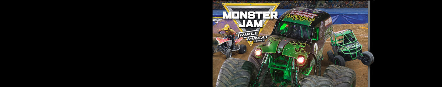WIN a 4-PACK of TICKETS & PIT PARTY PASSES! Monster Jam Triple Threat Series at the PPL Center this Sunday, Feb. 25th!