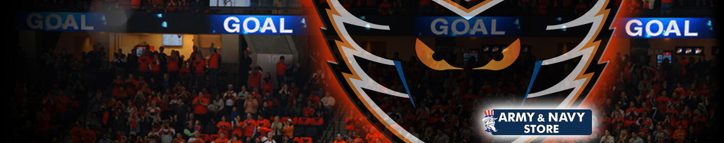 WIN Executive Suite Tickets! Phantoms against the Hershey Bears, Friday, March 2nd - courtesy of the Army & Navy Store in Whitehall!