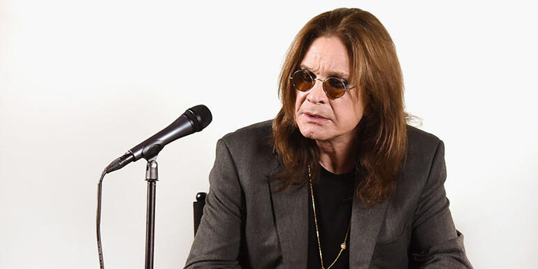 Ozzy Not Interested in Performing 'Blizzard of Ozz' for Anniversary