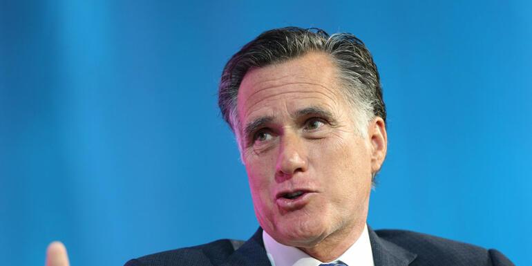 Mitt Romney Announces Run For Utah Senate Seat