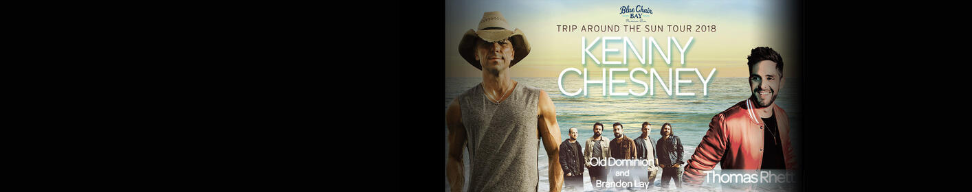 Score Kenny Chesney Tickets + Qualify For A Trip To Mexico
