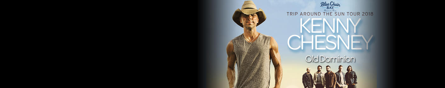 Winning Weekend: Win Tickets to Kenny Chesney on May 11