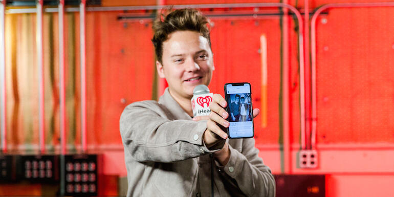 Conor Maynard Goes Through His Personal Camera Roll (VIDEO)