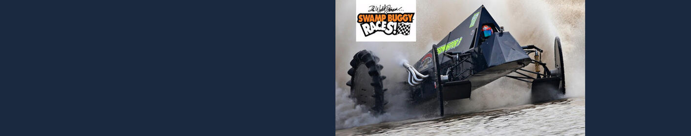 Swamp Buggy Races SPRING CLASSIC