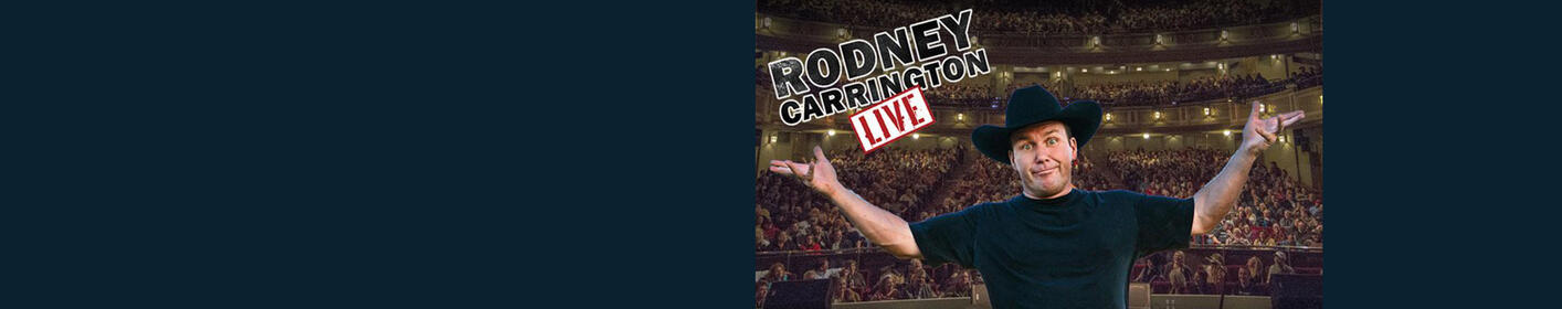 Rodney Carrington at BB Mann Performing Arts Hall at FSW