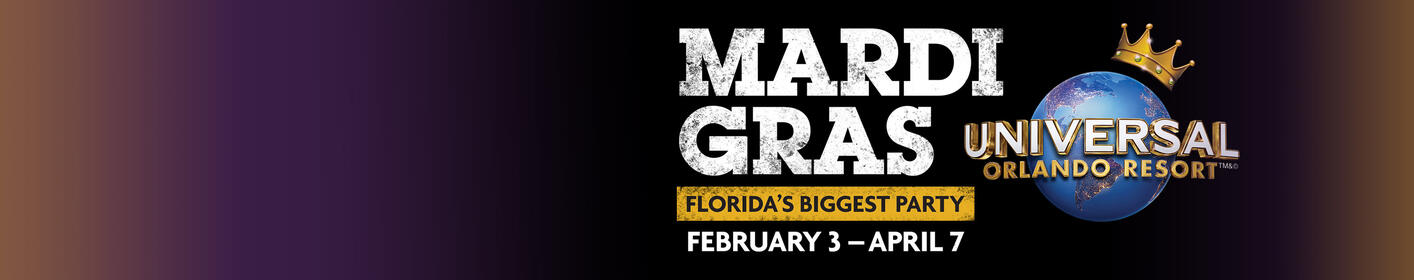 Head to Mardi Gras at Universal Orlando Resort?  Win a pair of tickets with John & Leslye at 7am & 8:30a.