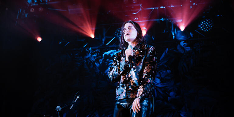 BØRNS Live In New York