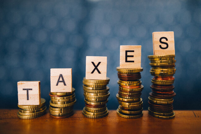 Taxes Getty RF