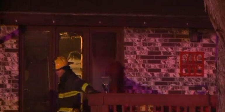 Fire Damages Two Homes, Three Sent To Hospital