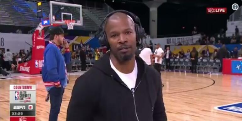 Do NOT Ask Jamie Foxx About Katie Holmes