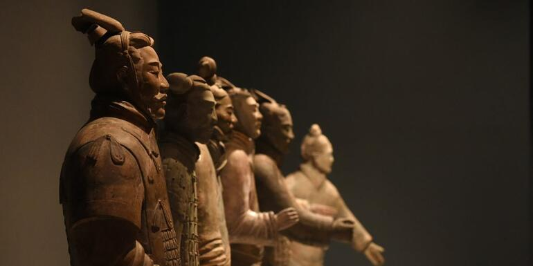American Charged With Stealing Thumb From Terra-Cotta Warrior