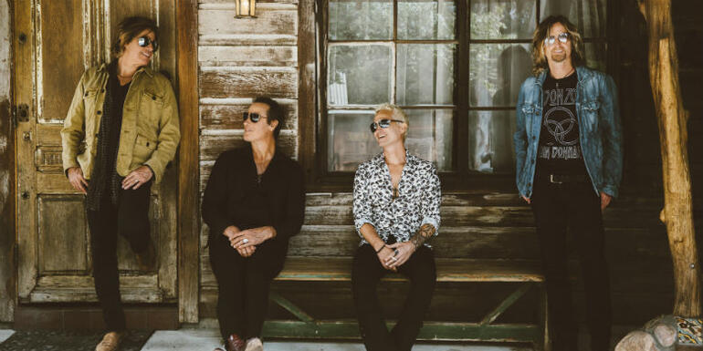 Stone Temple Pilots Look Ahead To The Future With 'The Art Of Letting Go'
