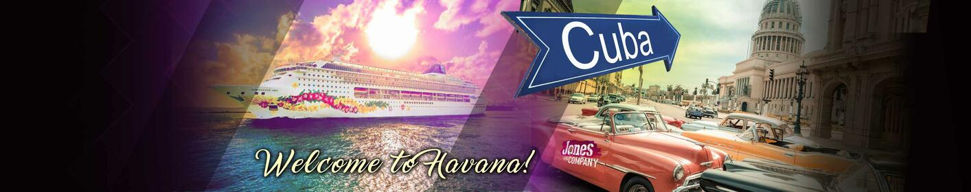 18th Annual WSRZ Cruise: Join Us in Cuba!