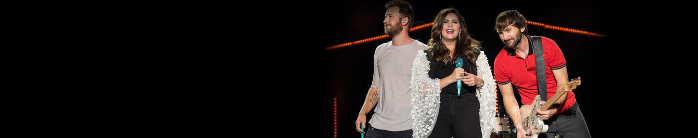 Charles Kelley Meets Hillary Scott's Twin Girls for the First Time