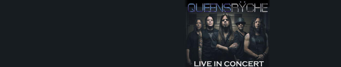 Win 2 Gold Circle tickets to Queensryche at Tags!