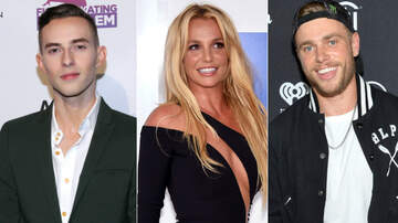 None - Britney Spears Shows Love To Gay Olympians Gus Kenworthy & Adam Rippon