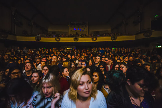 Walk the Moon at The Neptune Theater