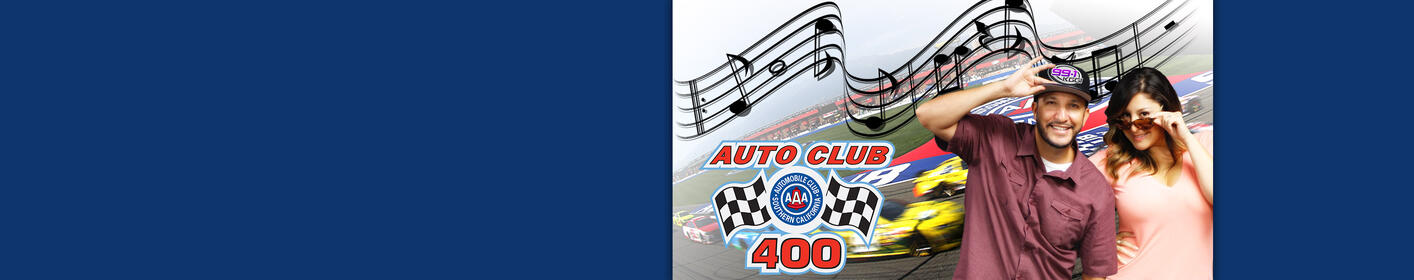 Win Tickets to the Auto Club 400 Races with ODM & Evelyn's NASCAREOKEE!
