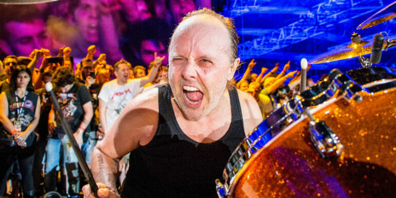 Lars Ulrich Talks Drumming: 'I've Never Been Very Interested In Ability'