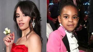 Moran - Camila Cabello on THAT Blue Ivy Grammys moment