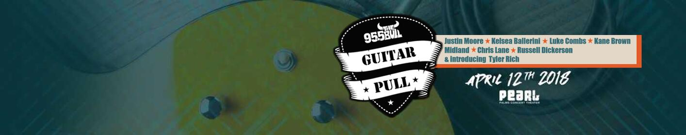 Our 10th Annual All-Star Guitar Pull Lineup!
