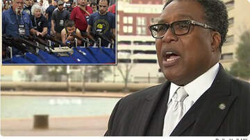Bobby O'Jay - DALLAS CITY COUNCILMAN DEWAINE CARAWAY SAYS NRA NOT WANTED IN DALLAS