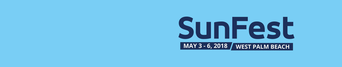 SunFest 2018 Lineup Is Here!