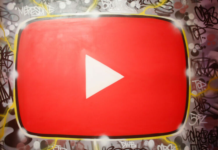 YouTube Logo Getty Images