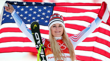 None - Lindsey Vonn Wins Bronze In Women's Downhill