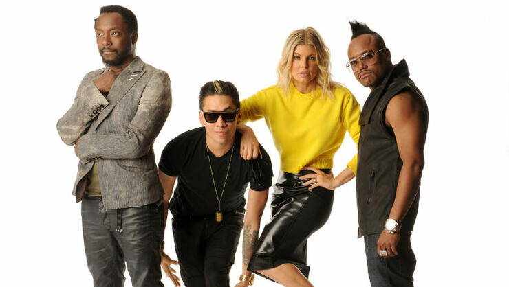 Will I Am Talks About Fergie S Departure From The Black Eyed Peas Iheartradio