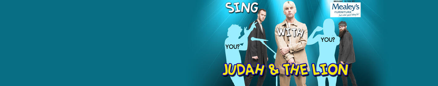 Do you have what it takes to sing WITH Judah & The Lion?