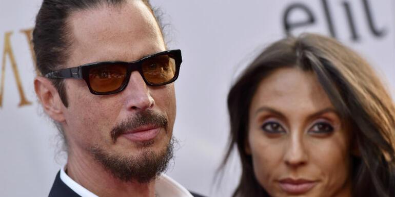 Chris Cornell's Widow Blames Doctors For His Suicide