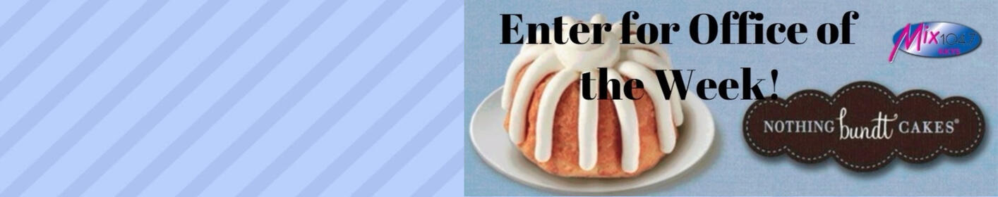 Enter Your Office to Win a Treat from Nothing Bundt Cakes