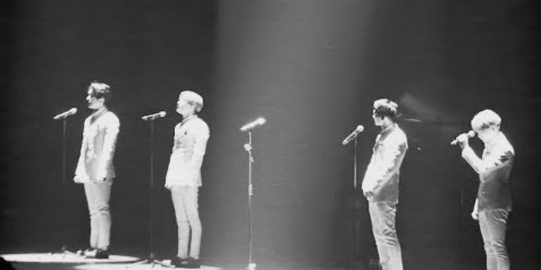 SHINee Burst Into Tears Paying Tribute To Jonghyun During Japanese Concert