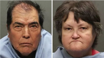 John and Ken - Arizona Couple Arrested After Adopted Children Denied Access to Food, Water