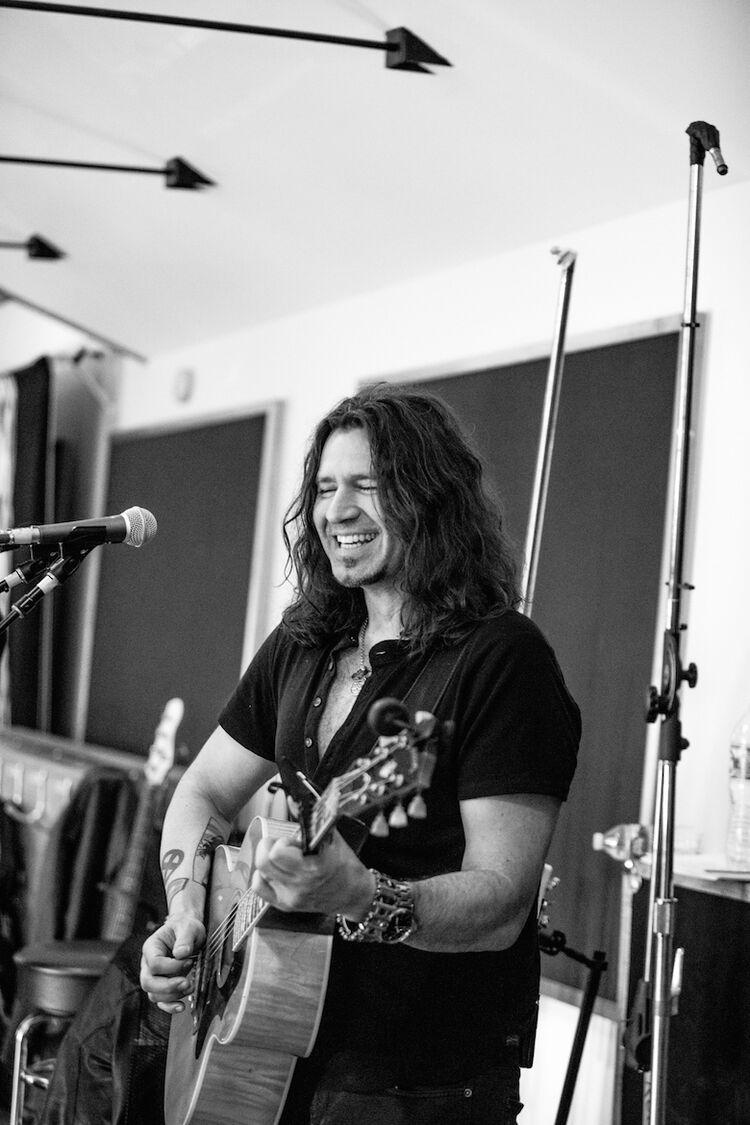 Bon Jovi Tour Rehearsal