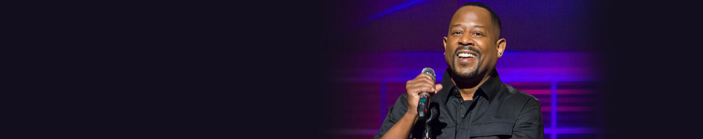 Win tickets to see Martin Lawrence!