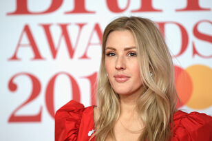 "Ellie Goulding Shades Recording Academy CEO's ""Step Up"" Comment"