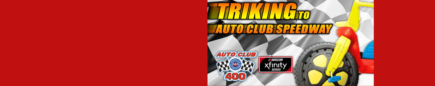 Register for Your Chance to Win Auto Club Speedway Race Tickets!